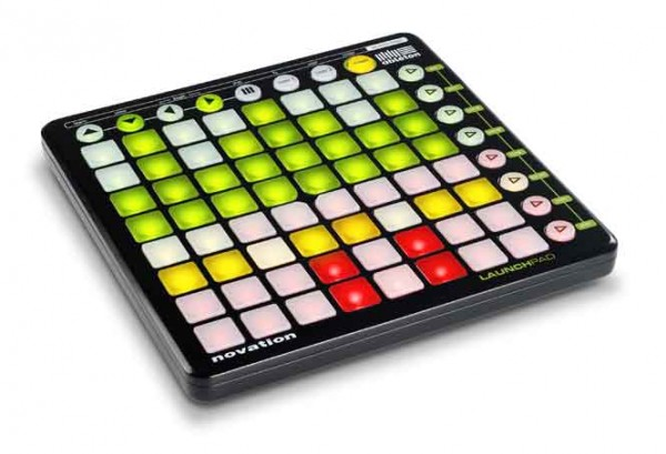 The Novation Launchpad