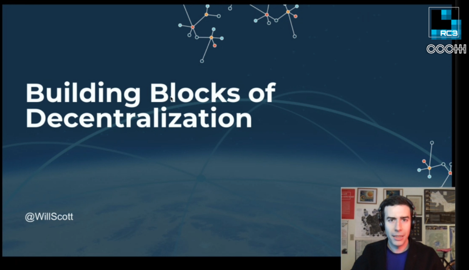 Building Blocks of Decentralization